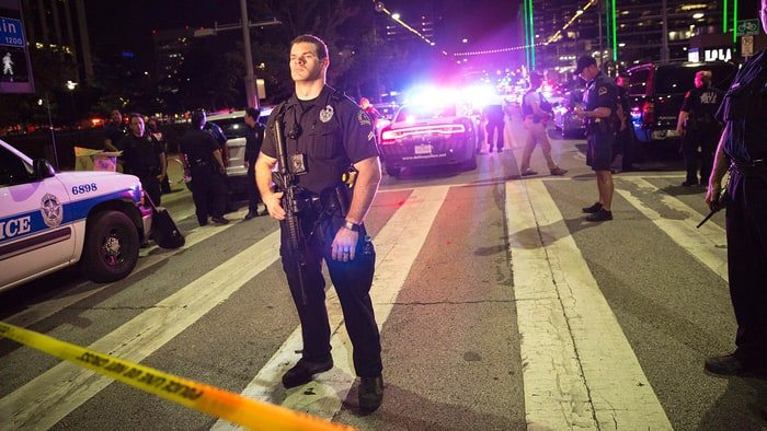 100 Black Men of America's Response to Shootings in Dallas
