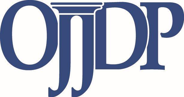 OJJDP Logo Blue