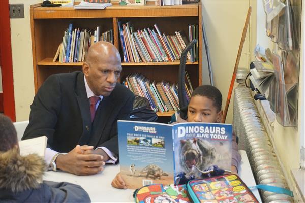 100 Black Men of Greater Cleveland makes a mission of mentoring.