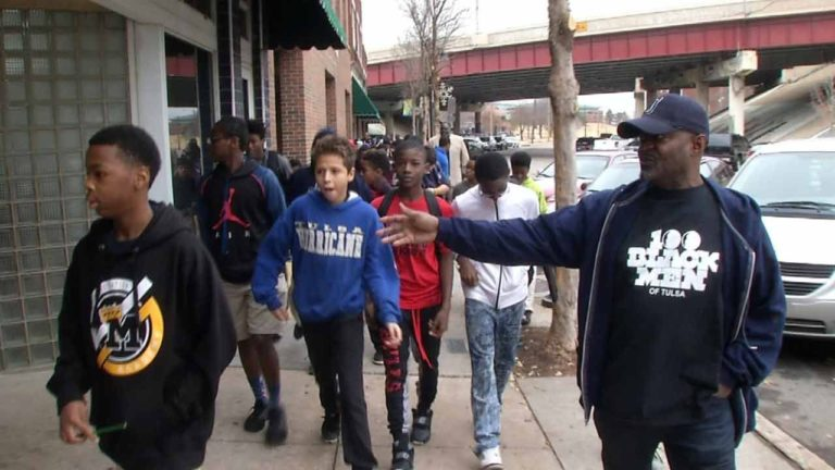 100 Black Men Of Tulsa Focusing Mentorship More On Education
