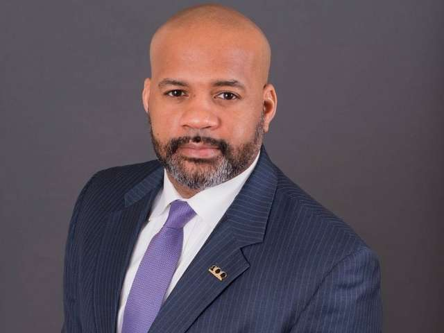 Everette Browning Sr. is running in the Prince George's County primary election.