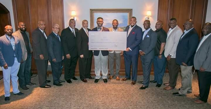 Coca-Cola Beverages Florida to Donate $12,500 to 100 Black Men of Jacksonville, Inc. in Celebration of Black History Month