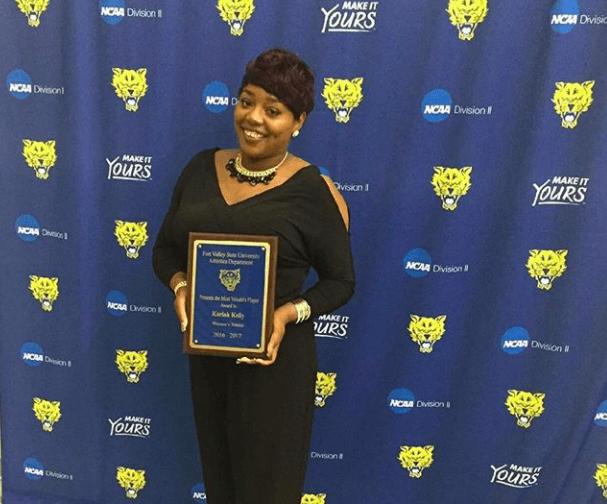 Kariah Kelly – Collegiate 100 of Ft. Valley State University