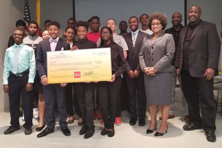 Wells Fargo Pathways to Success Shark Tank Competition A Huge Success