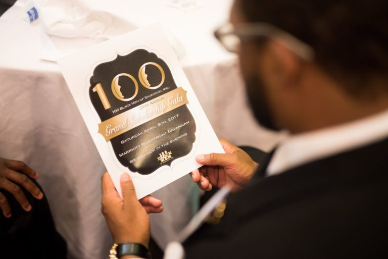 100 Black Men of Savannah raise funds for youth programs, honor local leaders at gala
