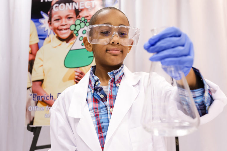 Morehouse School of Medicine Envisions MLK Jr.'s Dream with Youth S.T.E.A.M. Event