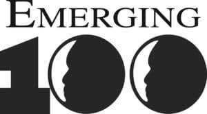 Emerging 100 Logo