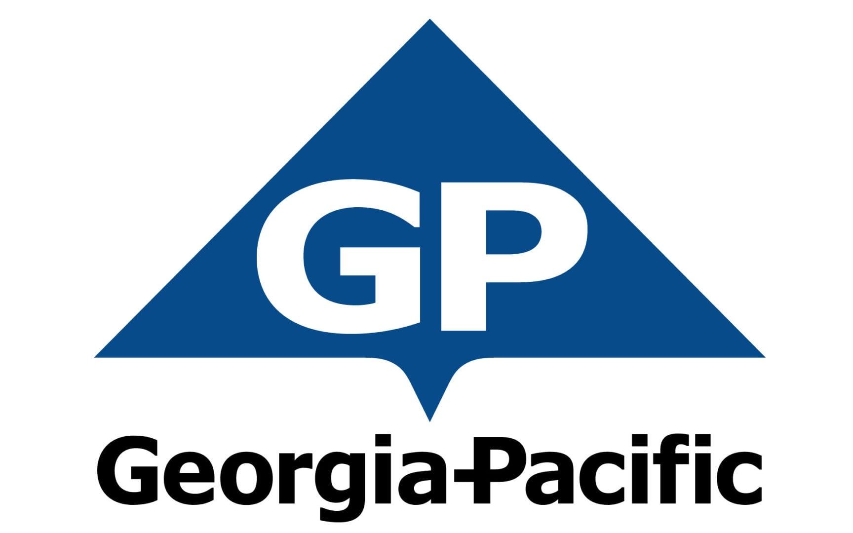 Georgia Pacific Stack Logo