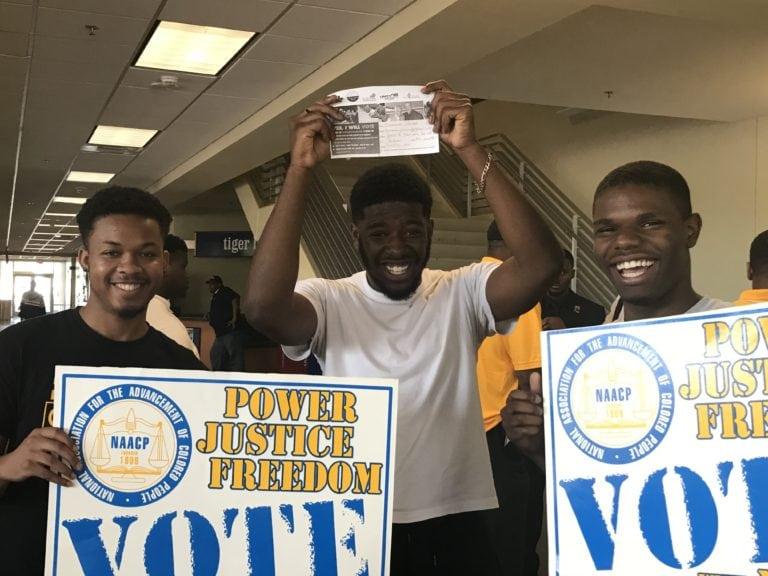 100 Black Men of Jackson (MS) – #RealMenVote100 Challenge