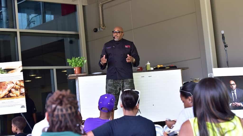 Chef G Garvin Workshop