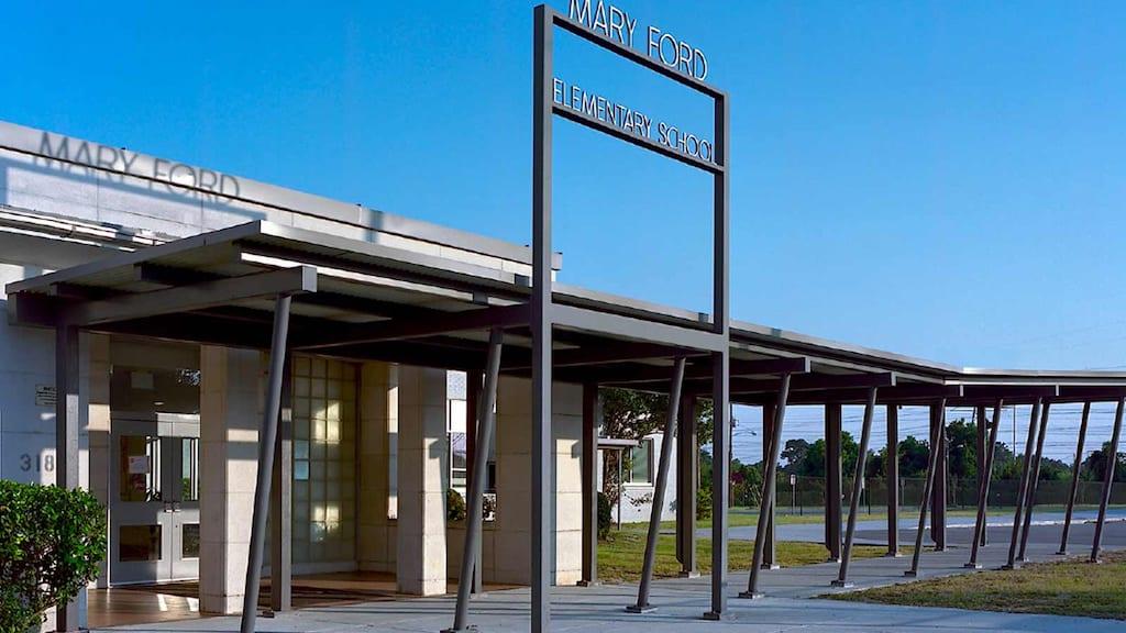Mary Ford Elementary School 1