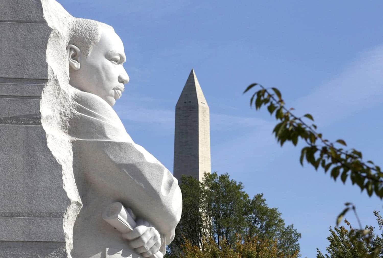 Dr King Monument