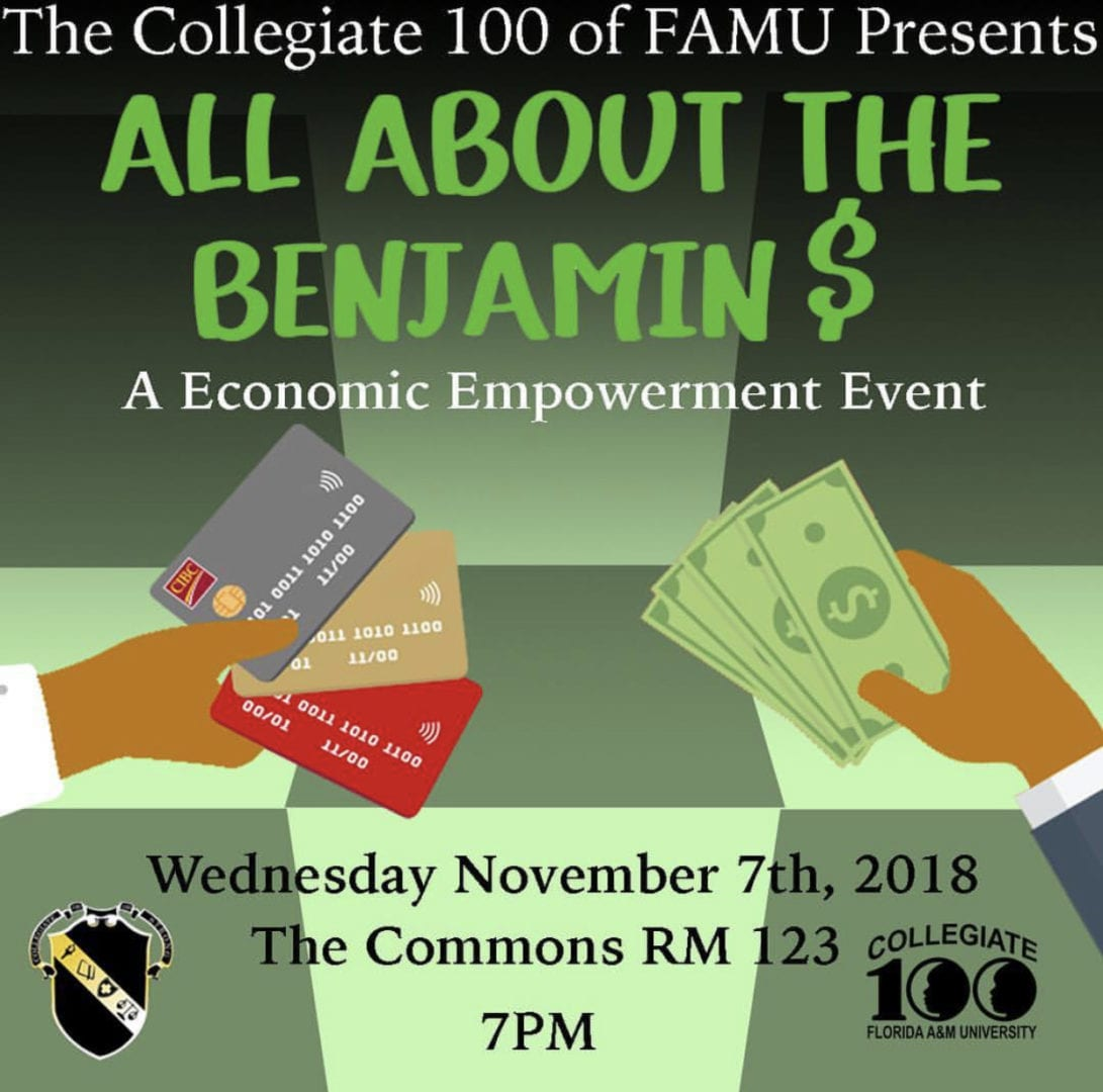 All About The Benjamin$: An Economic Empowerment Event