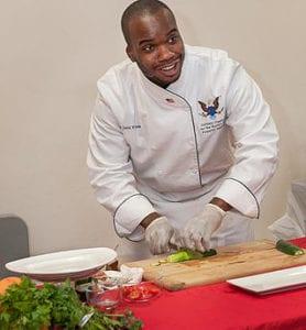 Chef Daniel W. Thomas