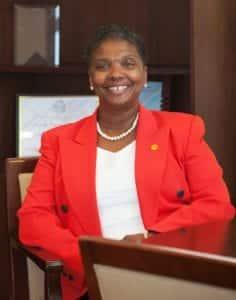 Dr. Colette Pierce Burnette