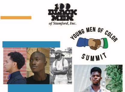 The 100 Black Men of Stamford first annual Young Men of Color Summit