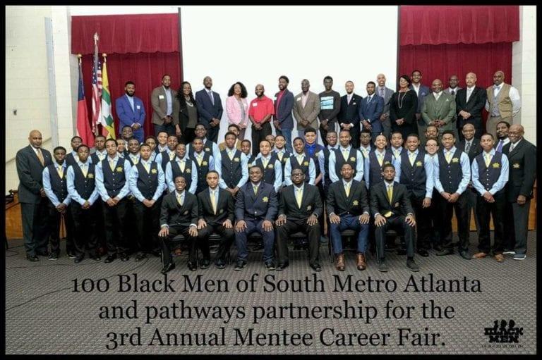 South Metro (Atlanta) Chapter Hosts it's 3rd Annual Mentee Career Fair