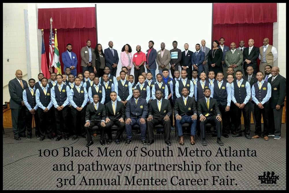 South Metro (Atlanta) Chapter Hosts it's 3rd Annual Mentee Career Fair