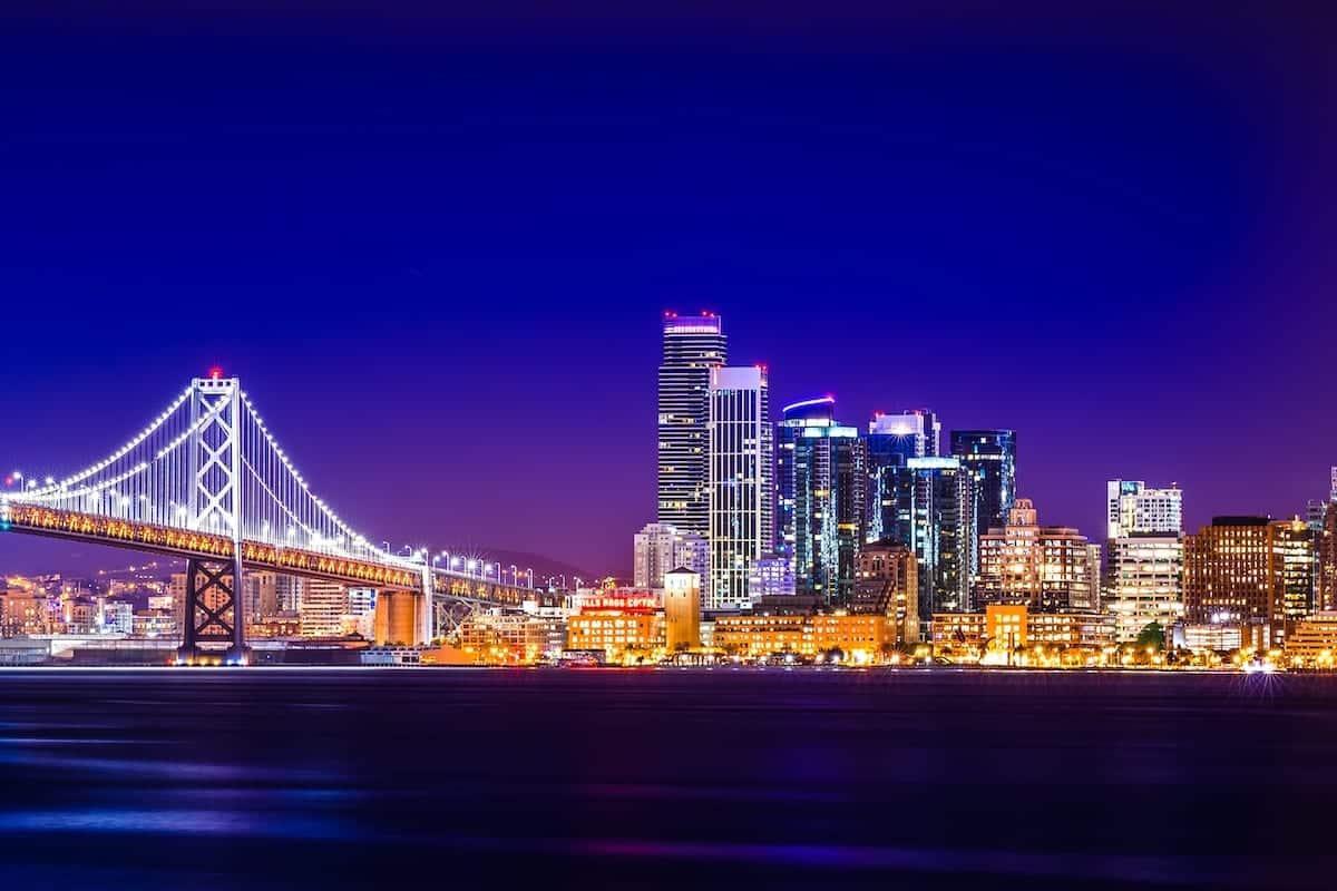 Oakland Skyline 1