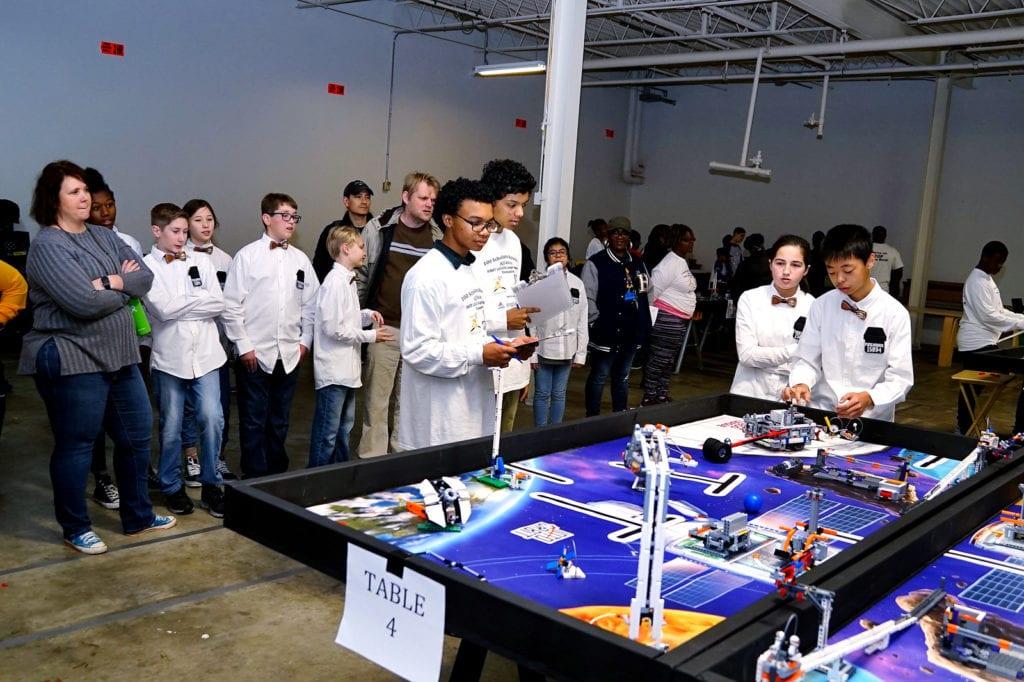100 Robotics Scholars