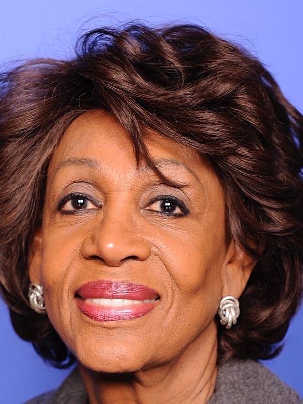 Congresswoman Waters 600x800