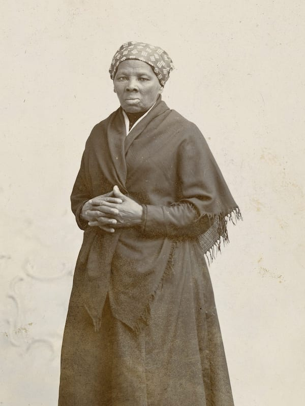 Harriet Tubman 600x800