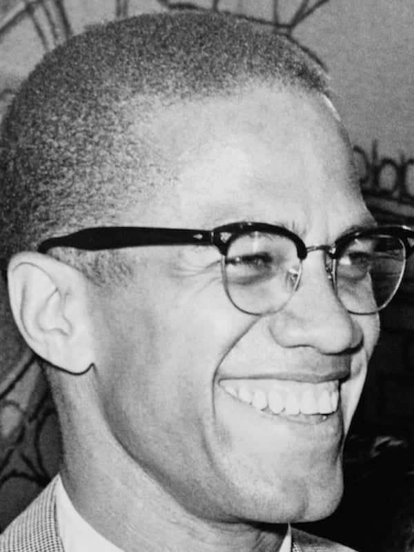 Malcolm X 600x800