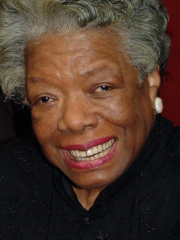 Maya Angelou 600x800