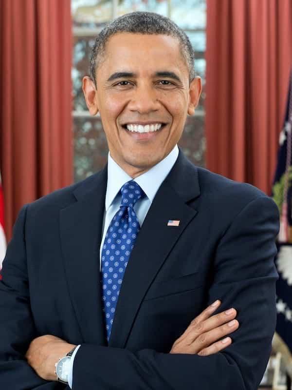 President Barack Obama 600x800