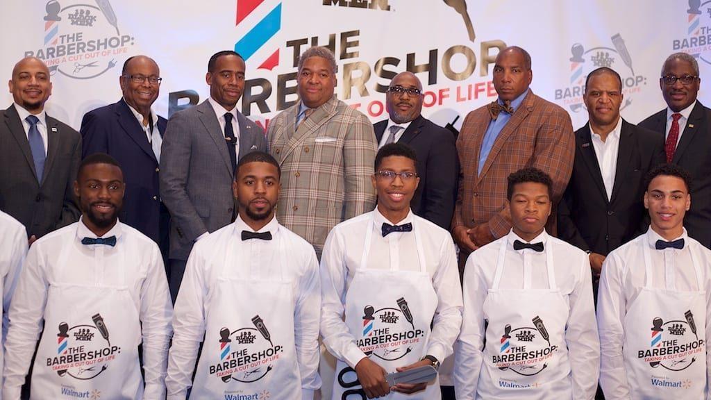 Barbershop Workshop Group Shot